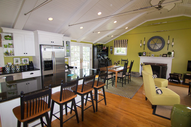 Home Renovation Harwich Port Cape Cod MA Beach Style Kitchen