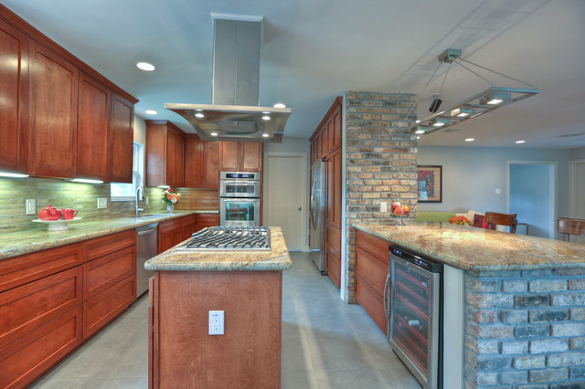 Home Renovation Project contemporary-kitchen