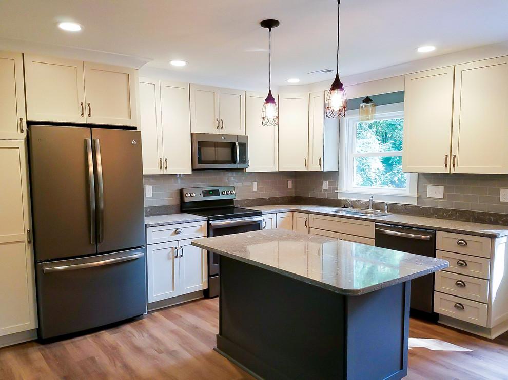 Home Renovation Wilmington, NC - Contemporary - Kitchen ...