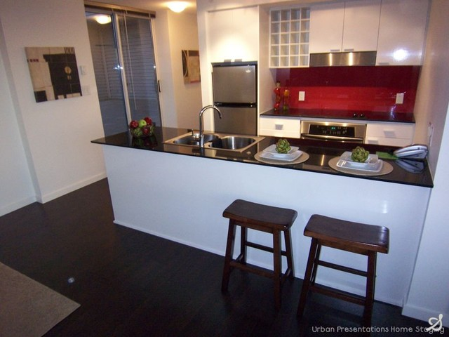 Home Staging by Urban Presentations Home Staging, Vancouver contemporary-kitchen
