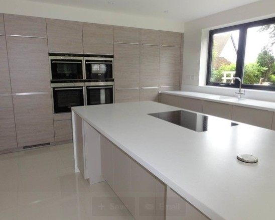 Home Staging, New build Surrey - Modern - Kitchen - Surrey - by NJK ...