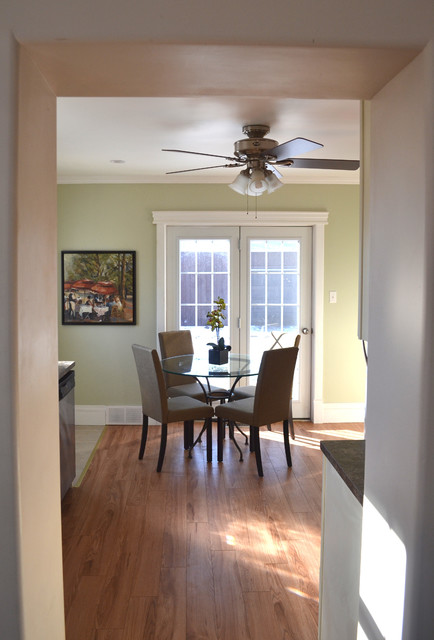Home Staging traditional-kitchen