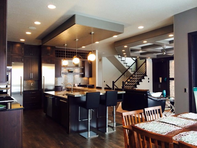 Theater Rooms and Misc Spaces - Kitchen - Other - by Custom Cinema & Sound