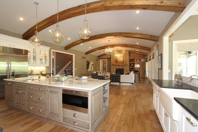 Homearama 2014 - Transitional - Kitchen - cincinnati - by Clayton ...