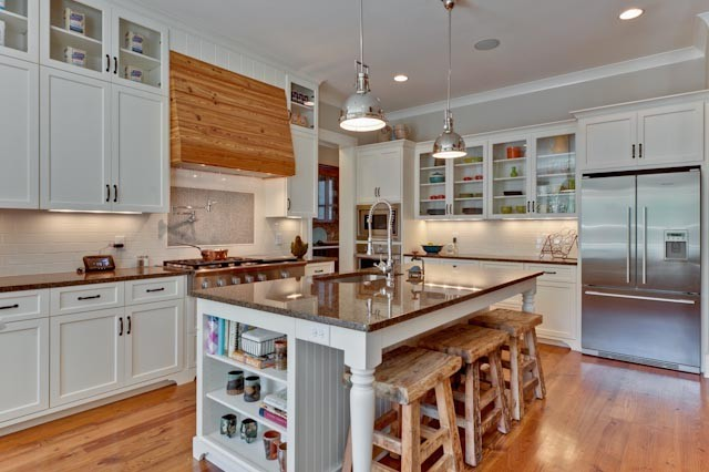 HomeArama  - Luxury Home Tour traditional-kitchen