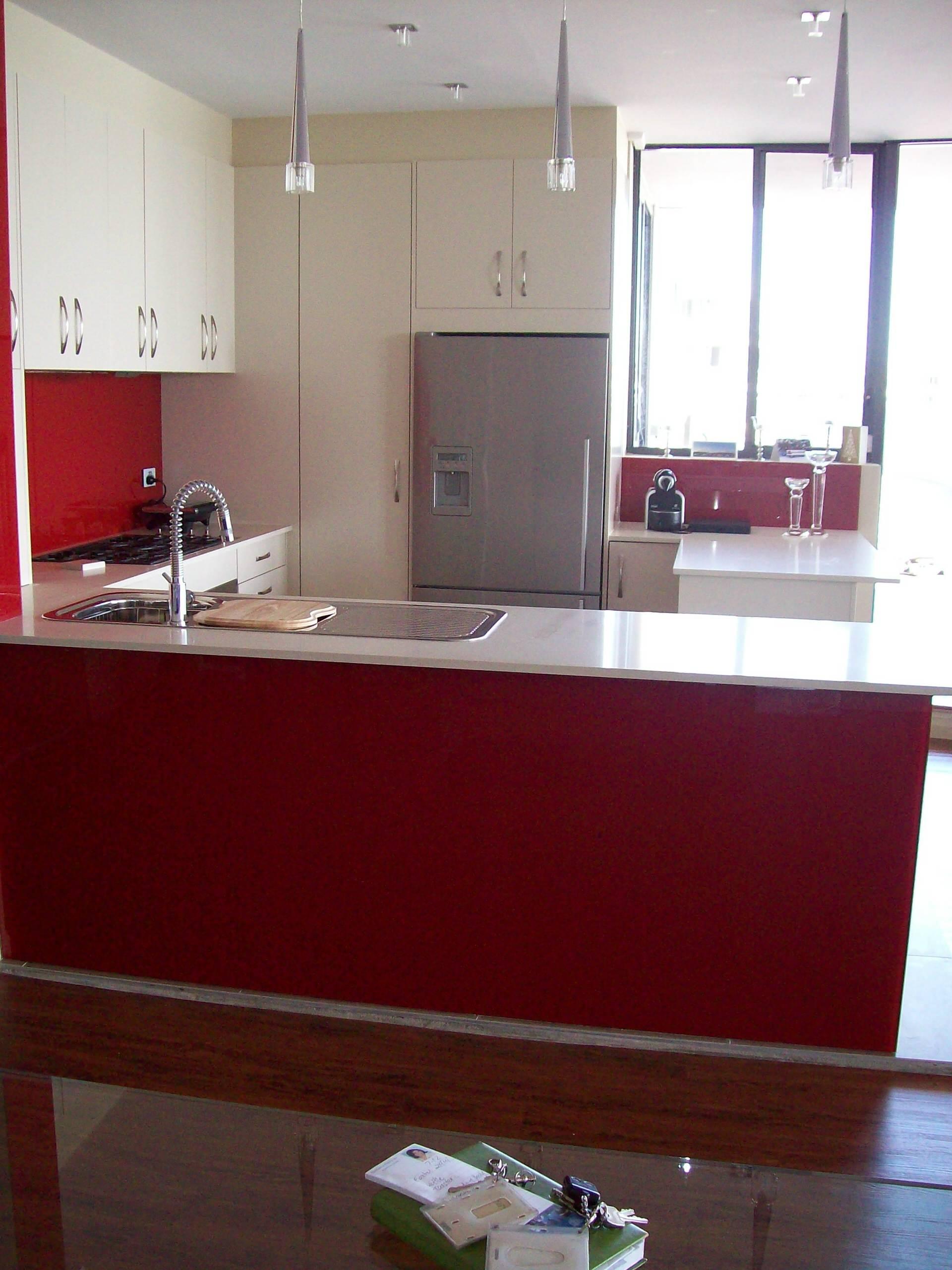 Homebush Bay - Kitchen