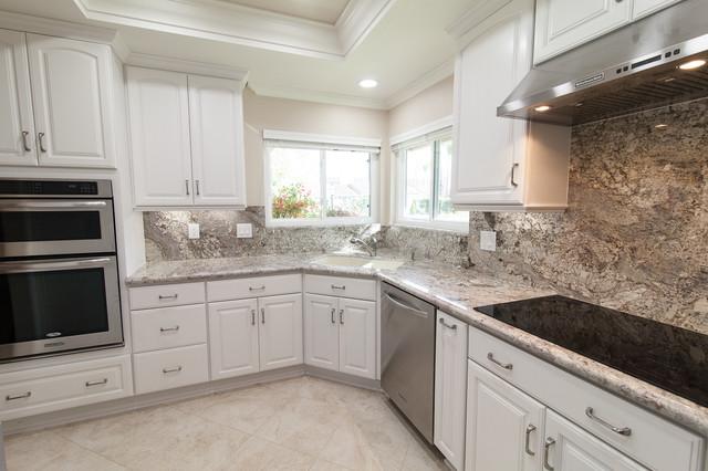 Homecrest Cabinetry – Alpine (white