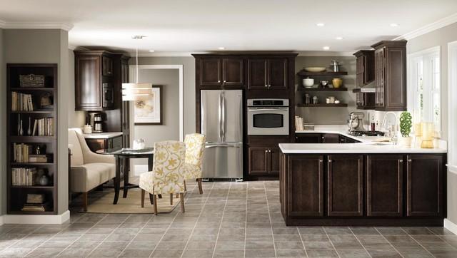 Great Homecrest Laurel Kitchen Kitchen