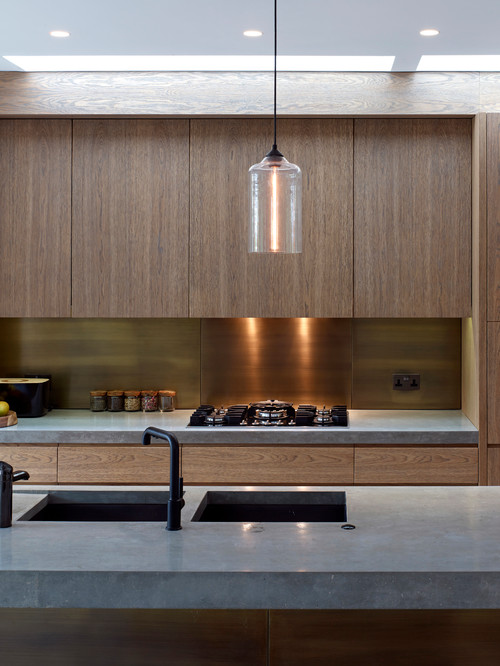Cabinets Above Gas Hob