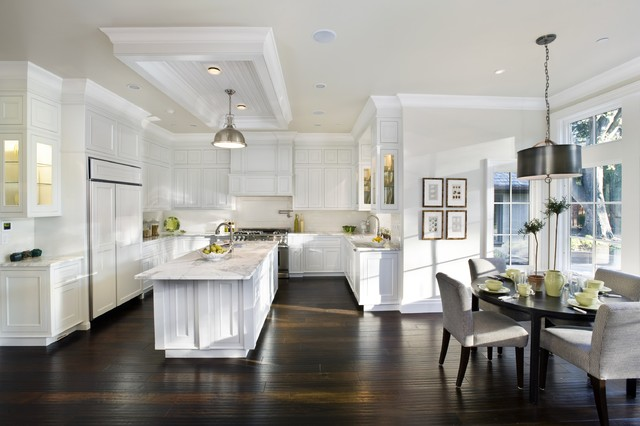 Homes by James Witt traditional-kitchen
