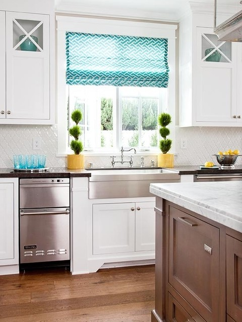 Homescapes Design traditional-kitchen