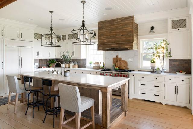 Homestead Farm farmhouse-kitchen