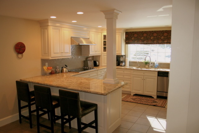 HomeStyle Kitchens traditional-kitchen