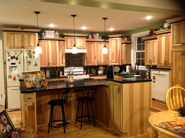 Honea Install Traditional Kitchen Nashville By