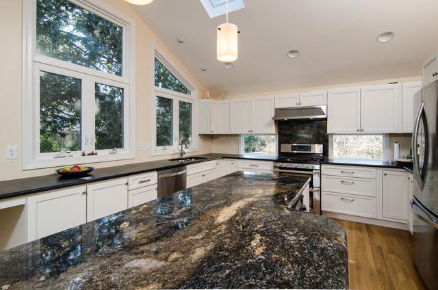 Honed Absolute Black Granite Amp Saturnia Granite
