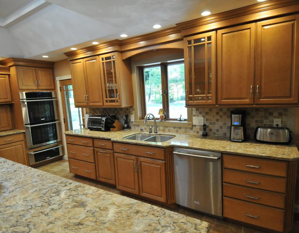 Honey Maple Glaze - Traditional - Kitchen - New York - by ...