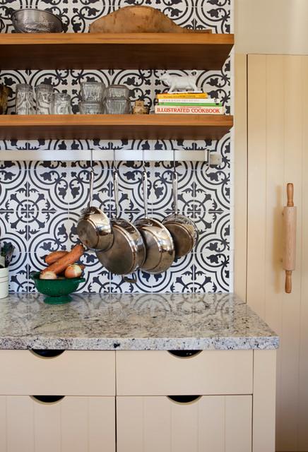 Hope Ranch Malibu southwestern-kitchen