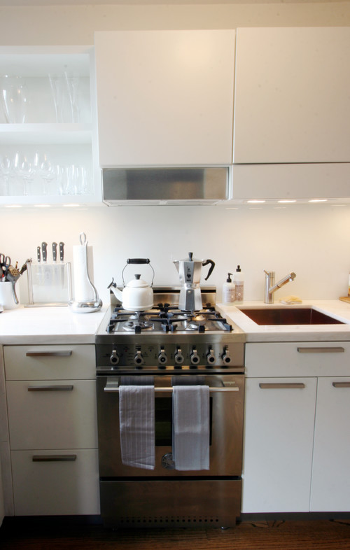 awesome Space Saver Sinks Kitchen #5: 10 Big Space-Saving Ideas for Small Kitchens