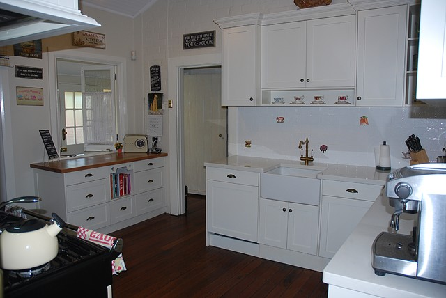 Hornsby English Country traditional-kitchen