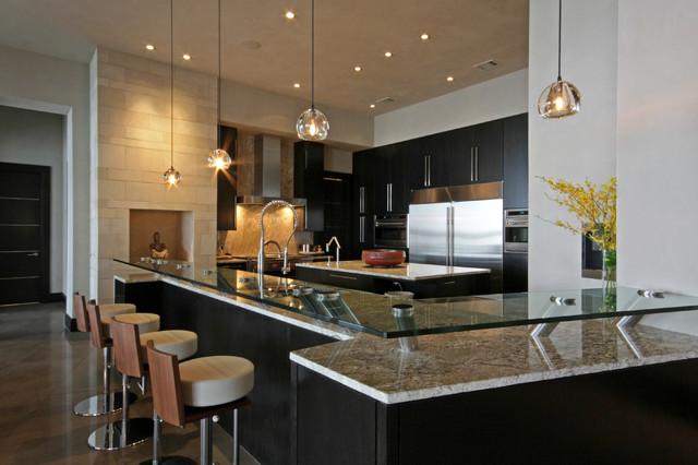 Horseshoe bay lakehouse kitchen kitchen austin by for Horseshoe kitchen decor