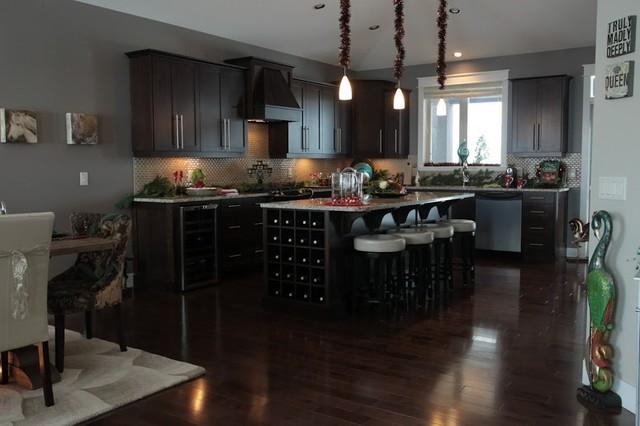 Hot Holiday Homes 2012 contemporary-kitchen