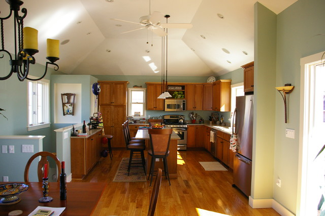 hough 39 s neck quincy ma traditional kitchen boston