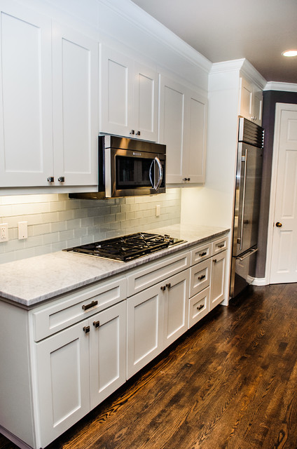 Houghton Remodel - Traditional - Kitchen - seattle - by ...