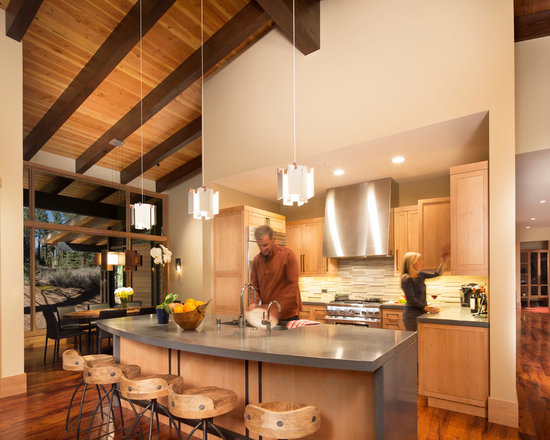 western kitchen home design ideas pictures remodel and decor kitchen design ideas western modern home exteriors