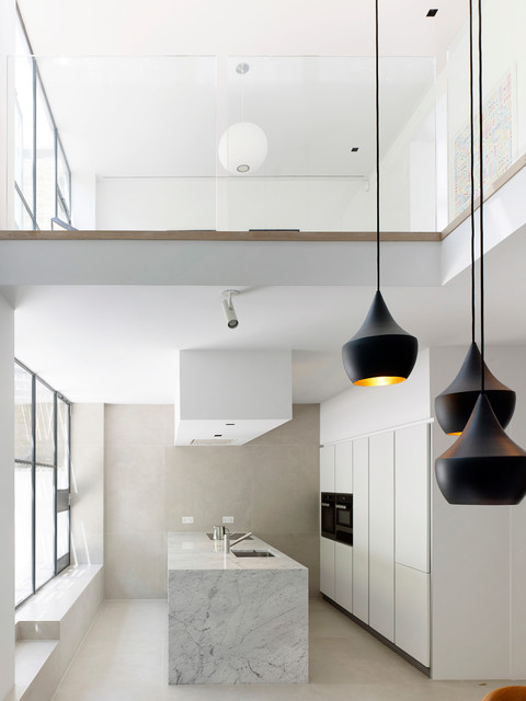 House Bloomsbury contemporary-kitchen