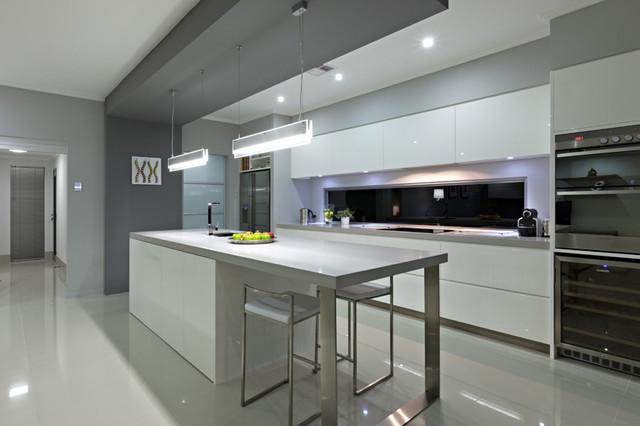 House Designs - interior areas modern-kitchen