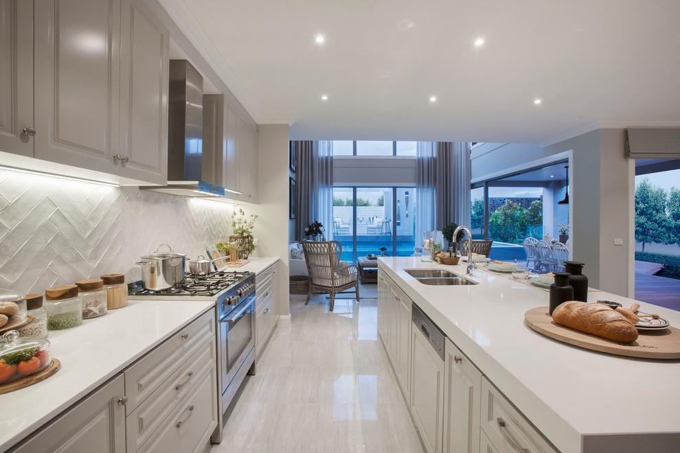 House Designs Contemporary Kitchen Melbourne By Porter Davis Houzz