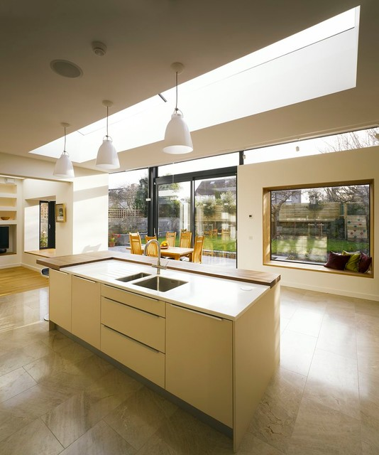 House Extension amp Remodel Dartry Dublin 6 Modern Kitchen By DMVF Architects
