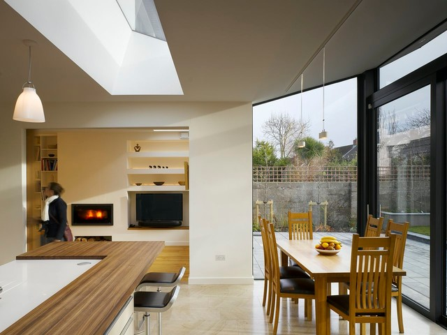 House Extension Remodel Dartry Dublin 6 Modern Kitchen
