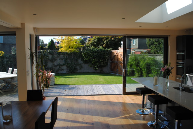 House Extension & Remodel, Ranelagh, Dublin 6. contemporary kitchen