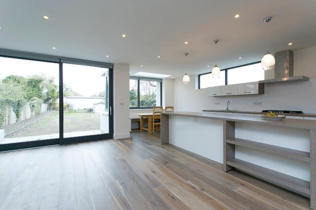 House Extension, Terenure modern-kitchen