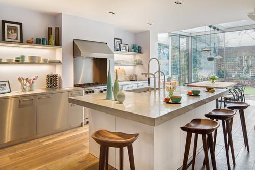Uitbouw Keuken En Living : House in Blomfield road ? More Info