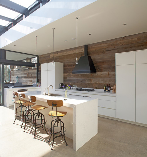 Contemporary Kitchen by Other Metro Architects & Building Designers Optimise Design