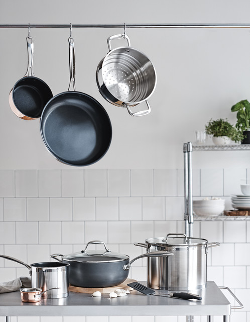 House Of Fraser Linea Home Kitchen Pans Contemporary Kitchen London By House Of Fraser