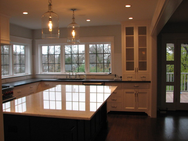 House Remodel traditional-kitchen