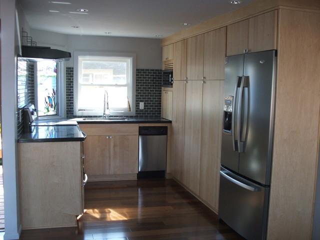 Houseboat Kitchen contemporary-kitchen