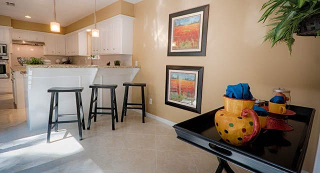 Houston Home Staging Presents: A Deerfield Staging in Houston TX contemporary-kitchen