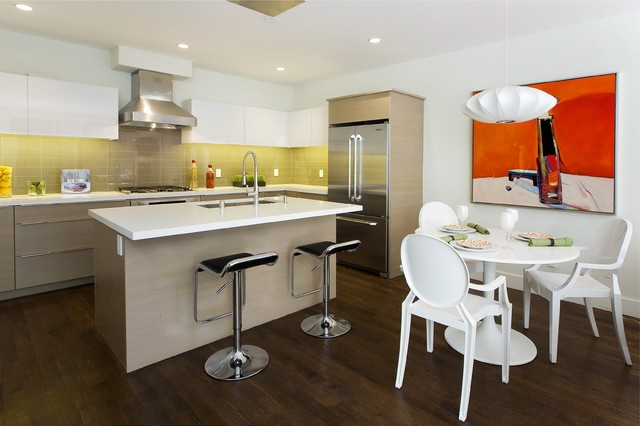 Houzz Kitchen Photos eclectic-kitchen