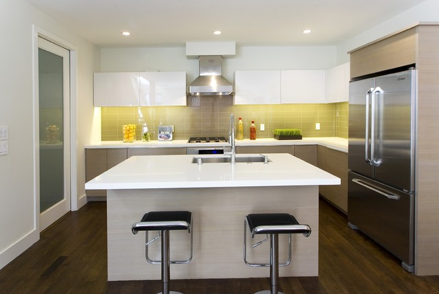 Houzz kitchen photos for Deco cuisine houzz
