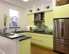 Houzz Kitchen Photos contemporary-kitchen