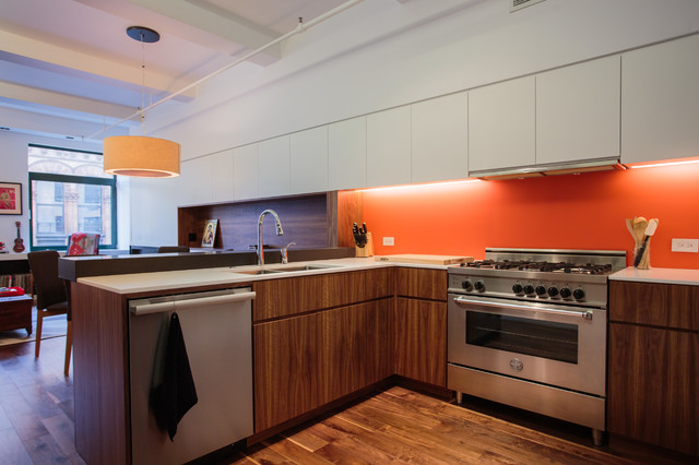 Houzz Tour: Storage Makse the Most of a Comedy Writer's New York Duplex