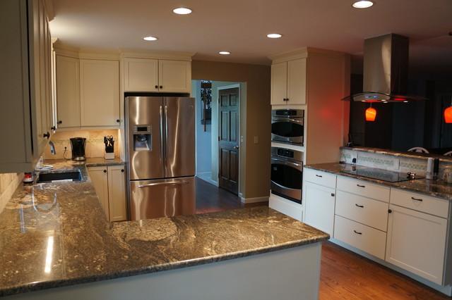 Howard Wisher- Kitchen contemporary-kitchen