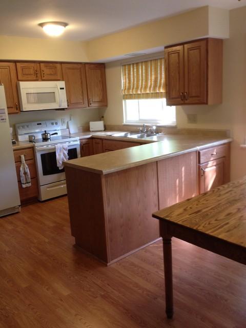 Howe Hill Ct Kitchen Basic Remodel