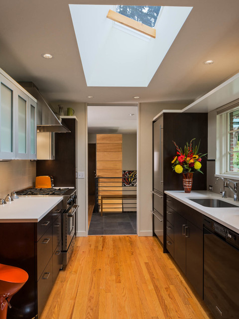 Howe Street Remodel contemporary-kitchen