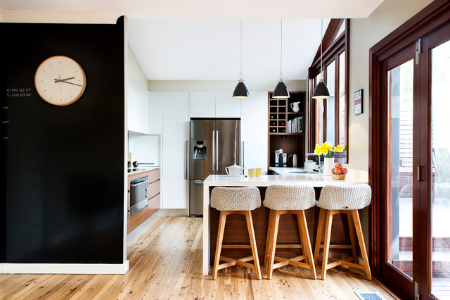 HP Residence contemporary-kitchen