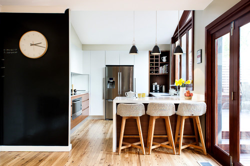 Kitchen Layouts Laid Out: G-Shaped Kitchens